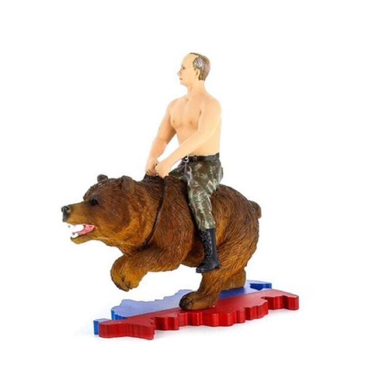 鹰王的俄罗斯生活